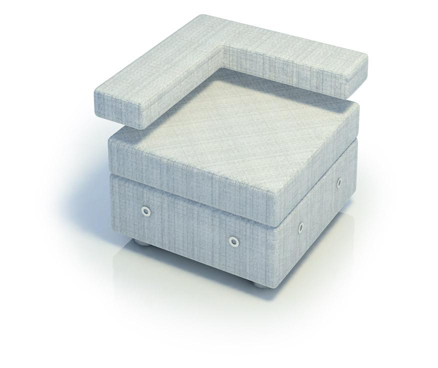 Диван-кровать трансформер | InfoHome.com.ua