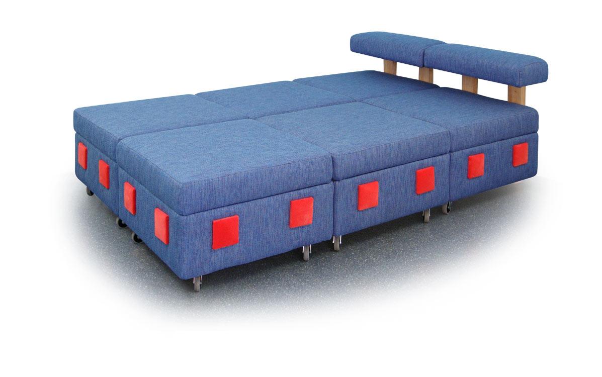 Двухъярусный диван трансформер в Москве